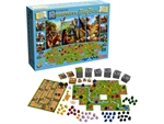 Carcassonne Big Box - 2017 version-board games-The Games Shop
