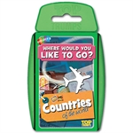 Top Trumps - Countries-card & dice games-The Games Shop