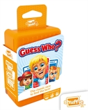 Shuffle  - Guess Who-card & dice games-The Games Shop