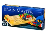 Brain Master - Wooden-traditional-The Games Shop