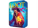 Loot - in a tin-card & dice games-The Games Shop