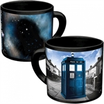 Mug - Dr Who Heat Change Disappearing Tardis-quirky-The Games Shop