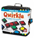Qwirkle - Travel edition-travel games-The Games Shop