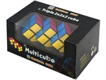 Magic Cube - Triple 2x2x2-rubik's and cubes-The Games Shop