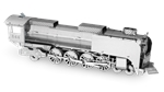 Metal Earth - Steam Locomotive-construction-models-craft-The Games Shop