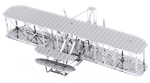 Metal Earth - Wright Brothers Plane-construction-models-craft-The Games Shop