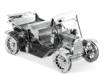 Metal Earth - 1908 Model T Ford-construction-models-craft-The Games Shop