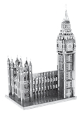 Metal Earth Iconx - Big Ben-construction-models-craft-The Games Shop