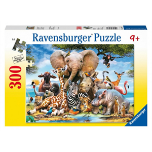 Ravensburger 300 piece - Favourite Wild Animals