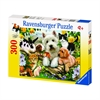 Ravensburger 300 piece - Happy Animal Babies-jigsaws-The Games Shop