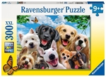 Ravensburger 300 piece - Delighted Dogs-kids-The Games Shop