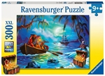 Ravensburger 300 piece - Moonlit Mission-kids-The Games Shop
