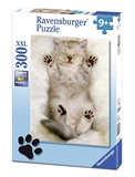 Ravensburger 300 piece - Cuddly Kitten-kids-The Games Shop