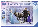 Ravensburger 100 piece - Disney Frozen Realm of the Snow Queen-kids-The Games Shop