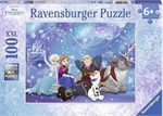 Ravensburger 100 piece - Disney Frozen Ice Magic-kids-The Games Shop