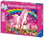 Ravensburger 100 piece - Glitter Horse Dream-kids-The Games Shop