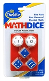 Math Dice game-card & dice games-The Games Shop