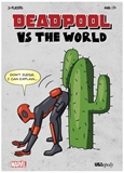 Deadpool V's the World-party-The Games Shop