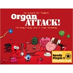 Organ Attack-party games-The Games Shop