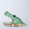 Eugy - Crocodile-construction-models-craft-The Games Shop