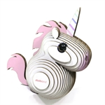 Eugy - Unicorn-construction-models-craft-The Games Shop