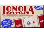 Jonola Canasta-playing cards-The Games Shop