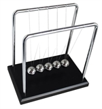 Newton's Cradle - Large-science-The Games Shop