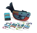 Happy Salmon - Blue Fish-party-The Games Shop