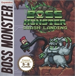 Boss Monster - Crash Landing 5-5 Player Expansion-strategy-The Games Shop