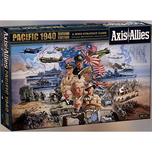 Axis and Allies - Pacific 1942 2nd Edition