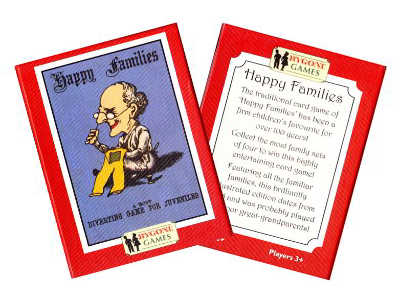 Happy Families Card Dice Games General The Games Shop Board Games Card Games Jigsaws Puzzles Collectables Australia