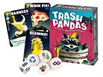 Trash Pandas-card & dice games-The Games Shop