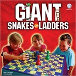 Snakes and Ladders - Giant-kids-The Games Shop