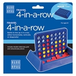 Travel 4 in a Row - Blue Opal-travel games-The Games Shop