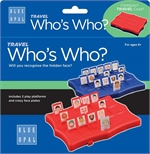 Travel Who's Who - Blue Opal-travel games-The Games Shop