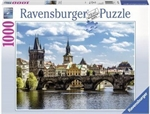 Ravensburger - 1000 piece - View of King Charles Bridge-1000-The Games Shop