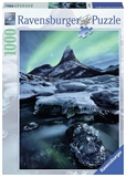 Ravensburger - 1000 piece - Mount Stetind Norway-1000-The Games Shop