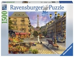 Ravensburger - 1500 pieces - Vintage Paris-jigsaws-The Games Shop