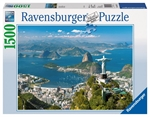 Ravensburger - 1500 pieces - Stunnig Rio Views-jigsaws-The Games Shop
