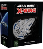 Star Wars - X-Wing 2nd edition - Lando's Millennium Falcon expansion-miniature based-The Games Shop