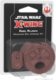 Star Wars - X-Wing 2nd edition - Rebel Alliance Maneuver Dial Upgrade Kit-miniature based-The Games Shop
