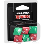 Star Wars - X-Wing 2nd edition - Dice Pack-miniature based-The Games Shop
