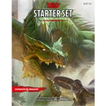 Dungeons and Dragons - 5th ed - Starter Set-gaming-The Games Shop