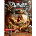 Dungeons and Dragons - 5th ed - Xanathar's Guide to Everything-gaming-The Games Shop