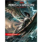 Dungeons and Dragons - 5th ed - Princes of the Apocalypse-gaming-The Games Shop