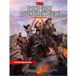 Dungeons and Dragons - 5th ed - Sword Coast Adventurer's Guide-gaming-The Games Shop