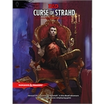 Dungeons and Dragons - 5th ed - Curses of Strahd-gaming-The Games Shop