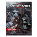 Dungeons and Dragons - 5th ed - Volo's Guide to Monsters-gaming-The Games Shop