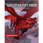 IDungeons and Dragons - 5th ed - Dungeon Master's Screen Reincarnated-gaming-The Games Shop