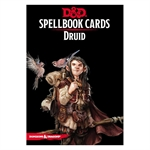 Dungeons and Dragons - Spellbook Cards - Druid-gaming-The Games Shop